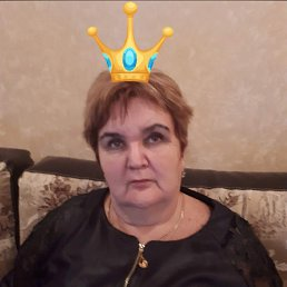 Людмила, Курск, 61 год