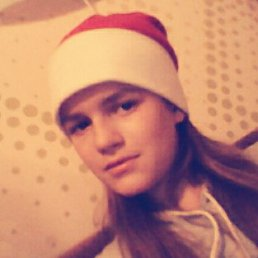 Настёна, Хабаровск, 17 лет