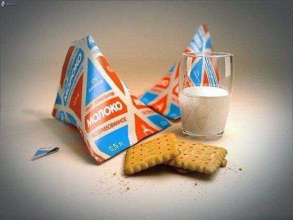 Эх, сейчас бы того самого молочка!