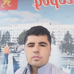 Искандар, Красноярск, 30 лет