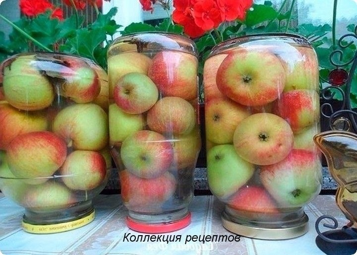 #заготовки.ЯБЛОКИ МОЧЕНЫЕ - САМЫЙ ПРОСТОЙ РЕЦЕПТ! Крепкие яблоки, желательно поздних зимних сортов ...
