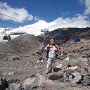Приэльбрусье высота 3600 метров над уровнем моря