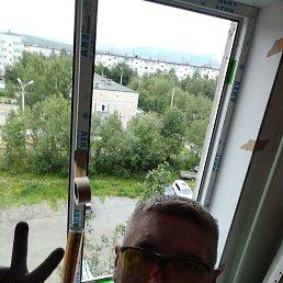 Андрей, 48 лет, Кандалакша