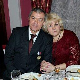 Виктор и Елена, 63 года, Климовск