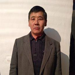 Чингис, 52 года, Улан-Удэ