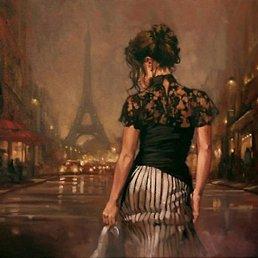 Мадам, Париж, 41 год