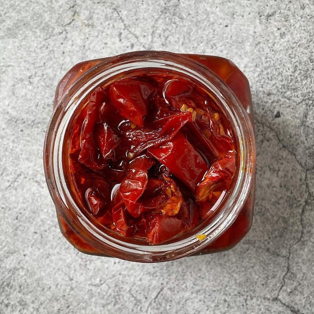 Рецепт вяленых томатов.Для бутербродов, в салаты, в пасту или в омлет — эта вкуснятина дополнит ваше ... - 3