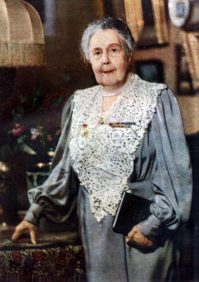 Забавные перлы великой старухи. Актриса Александра Александровна Яблочкина была корифеем Малого ...