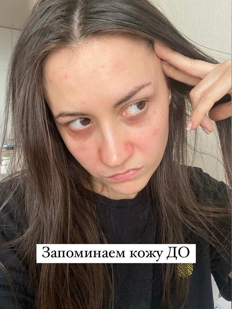 """Эффект """"ухоженной кожи"""" за 30 сек"""