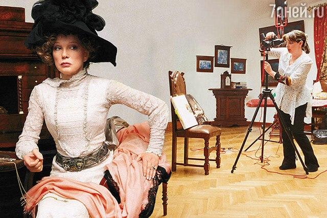 Екатерина Рождественская о работе с Гурченко: - Она уникальная. Сложная. Великая. Замечательная. ...