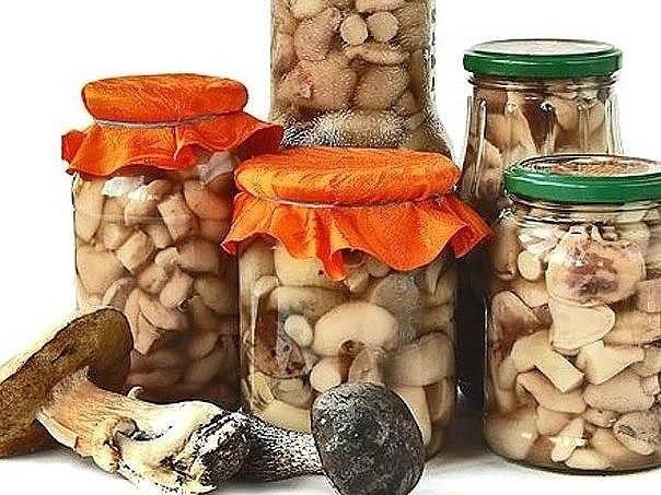11 заготовок грибов на зиму.Активное время готовки 25 мин. время на засолку1. Засолка грибов - ... - 5